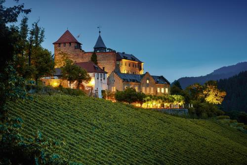 Kasteel-overnachting met je hond in Schloss Eberstein - Gernsbach