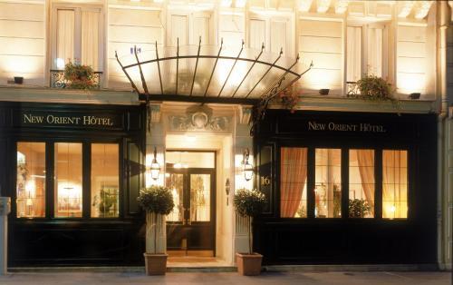 New Orient Hotel impression
