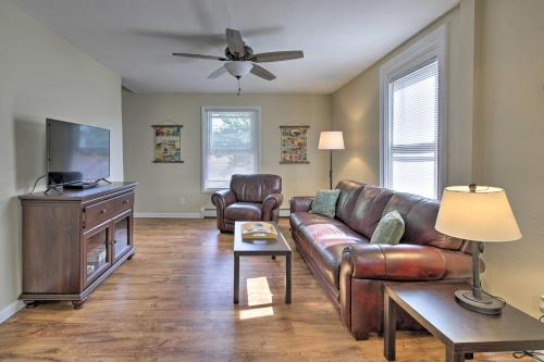 Marquette Apartment about 1 Mi to Lake Superior! - Marquette Mountain