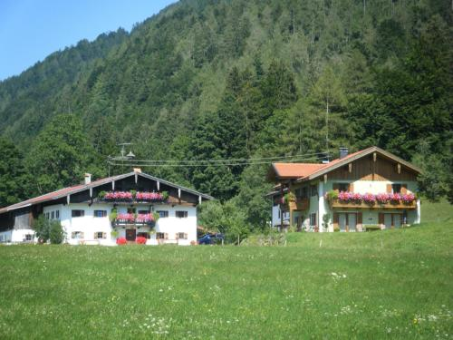 Ferienwohnungen Bergerhof - Apartment - Sachrang
