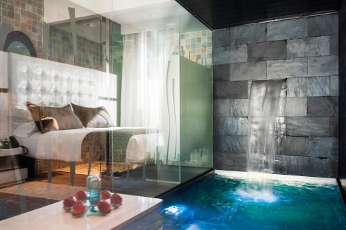 Suite mit eigenem Pool und eigenem Garten Suites Natura Mas Tapiolas 27