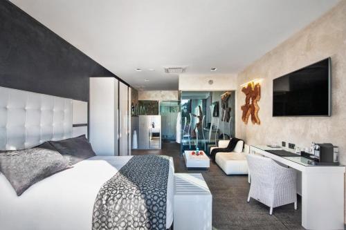 Suite mit eigenem Pool und eigenem Garten Suites Natura Mas Tapiolas 34