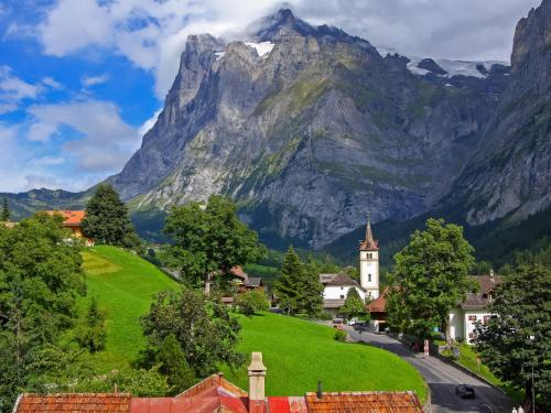 Chalet Abendrot 10 - Apartment - Grindelwald