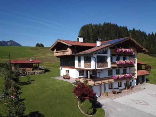 Kostenzers Panoramablick WILD191 - Apartment - Thierbach