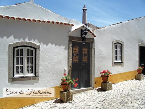 Casa do Fontanario de Obidos - Turismo de Habitacao, Óbidos