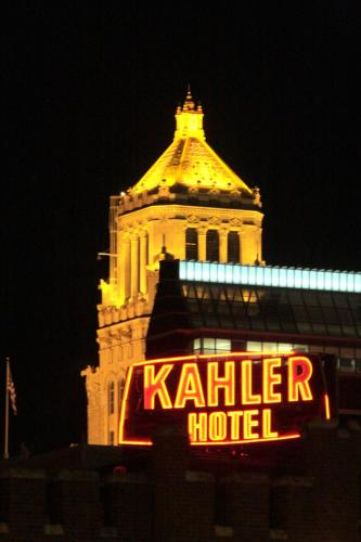 The Towers at The Kahler Grand - Hotel - Rochester