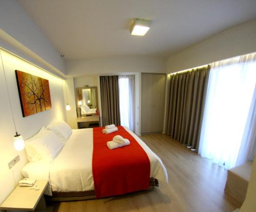 Suite Junior dengan Balkon (Junior Suite with Balcony)