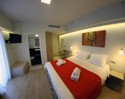 Suite Deluxe dengan Pemandangan Laut (Deluxe Suite with Sea View)