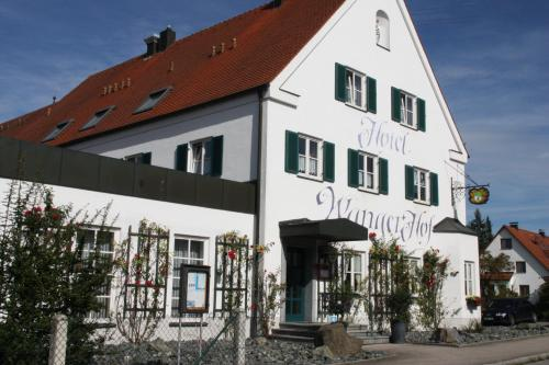 . Hotel Gasthaus Wangerhof