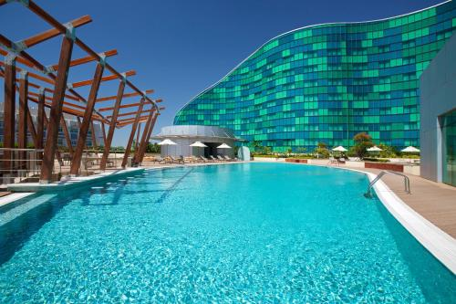 Hilton Capital Grand Abu Dhabi impression