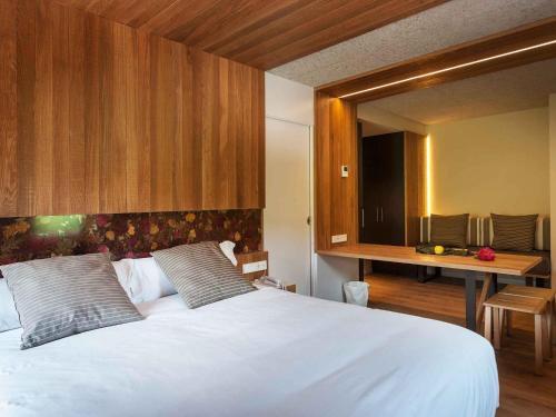 Doppelzimmer - Einzelnutzung Palacio de Yrisarri by IrriSarri Land 7