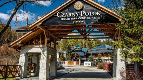 Hotel Czarny Potok Resort SPA & Conference - Krynica
