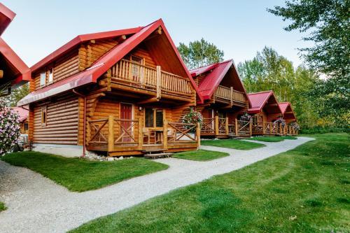 Pocahontas Cabins - Accommodation - Jasper