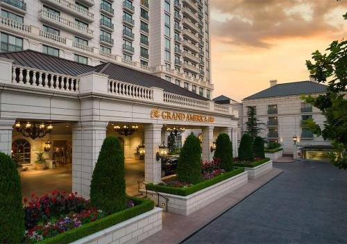 Grand America Hotel - Salt Lake City