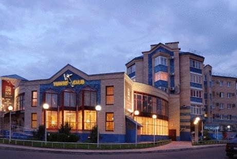 . La Vie de Chateau SPA-Hotel