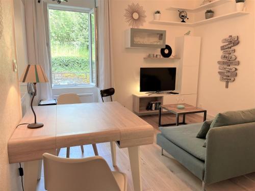 Charmant studio au centre de la ville - Location saisonnière - Vannes