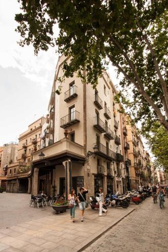 Decô Apartments Barcelona-Born St. photo 41