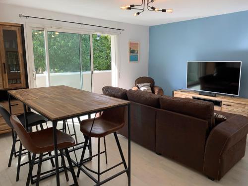 Appartement 60 m2 résidence calme - parking privé gratuit Vannes - Location saisonnière - Vannes