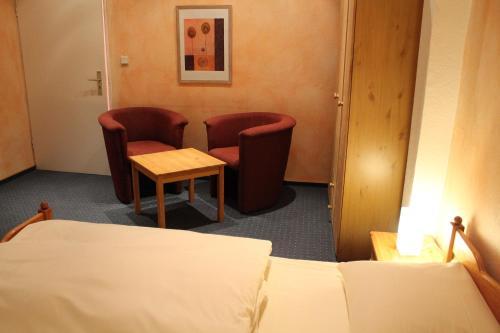 City Apartment Hotel Hamburg photo 15