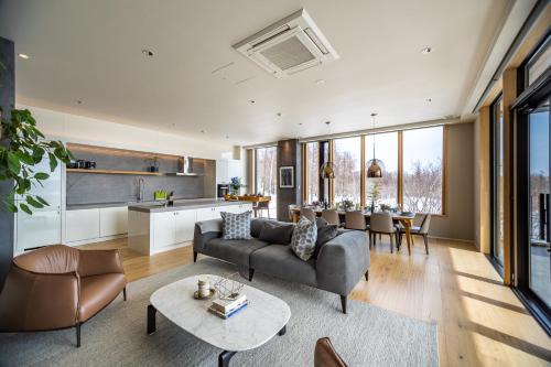 Annupuri Garden - Apartment - Niseko