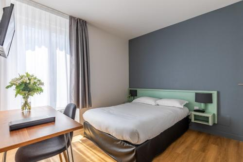 Atlantic Hotel Rennes Centre Gare - Hôtel - Rennes
