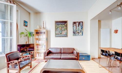 Bel appartement entre Voltaire et Bastille - Location saisonnière - Paris