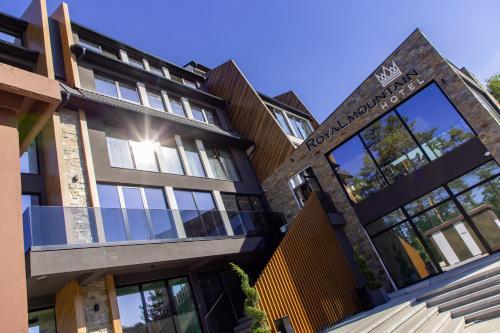 HOTEL ROYAL MOUNTAIN - Hotel - Divcibare