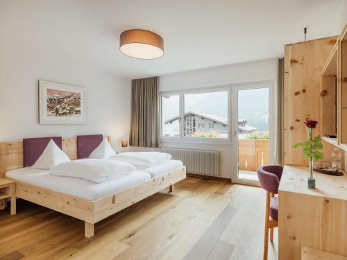 Hotel Kruezli - Sedrun