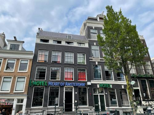 Budget Hostel Heart of Amsterdam, Pension in Amsterdam