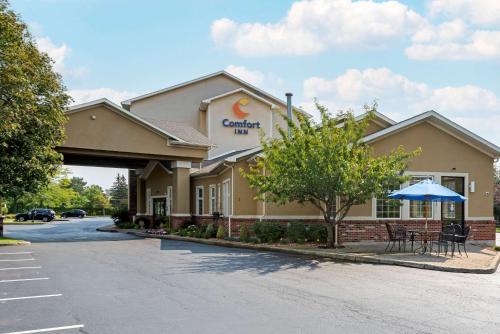 Comfort Inn University - Hotel - Amherst