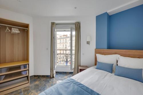 Le Bellevue - Hôtel - Paris