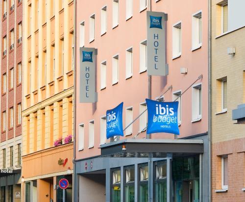 HotelIbis Budget Berlin City Potsdamer Platz