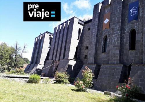 Del Caballero Castillo Hotel - Villa La Angostura