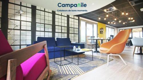 Campanile Hotel Senlis - Hôtel - Senlis