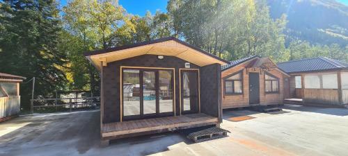 Эко домик - Accommodation - Dombay