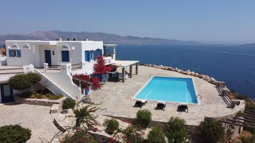 The Aegean Horizon Villa