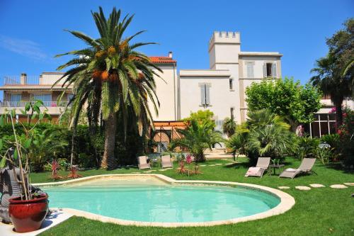 Villa Valflor - Chambre d'hôtes - Marseille