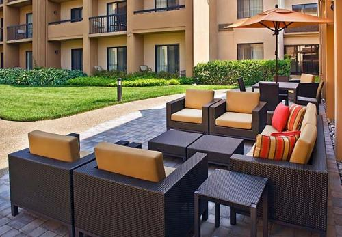 . Courtyard by Marriott Silver Spring North/White Oak