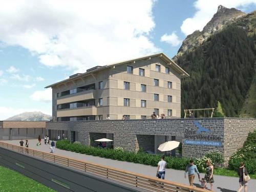 Apartment Typ D im Alpin Resort Mo