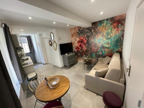Studio Hirondelle Piscine-Sauna-Jacuzzi - Apartment - Portiragnes