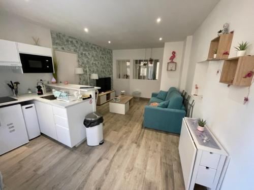 T2 Le flamand rose Piscine-Jacuzzi-Sauna - Apartment - Portiragnes