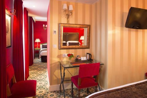 Hotel Des Deux Continents photo 9