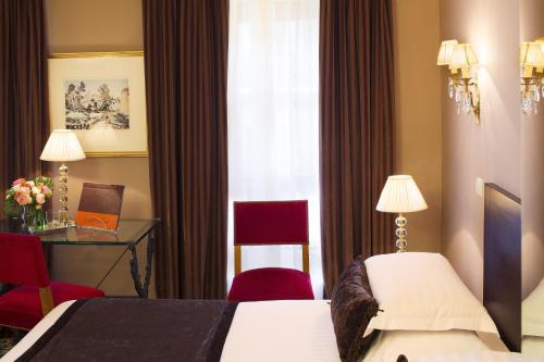 Hotel Des Deux Continents photo 12