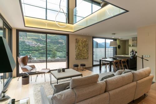 Duplex Grandalla - Accommodation - Les Escaldes