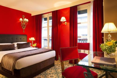 Hotel Des Deux Continents photo 13