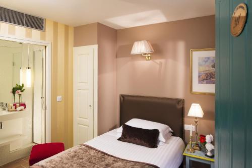 Hotel Des Deux Continents photo 14