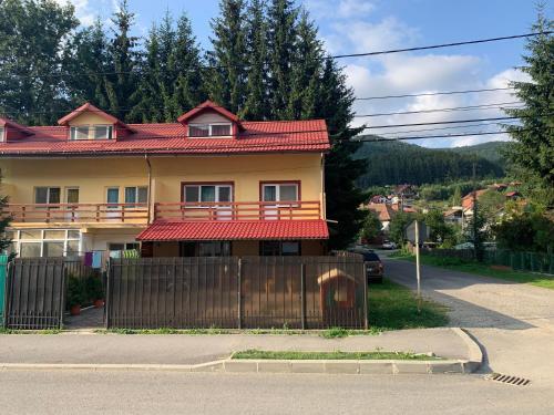 Vila Andra - Accommodation - Azuga
