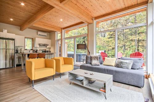 wellness sutton cabin - Chalet - Sutton