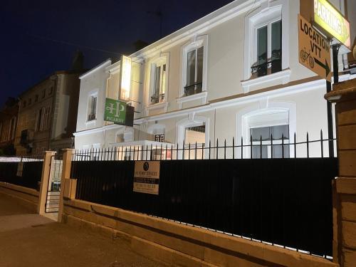 Picardy - Hôtel - Saint-Dizier