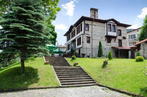 Petko Takov's House - Smolyan